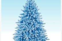 Bodacious BLUE / Blue. Aqua. Teal. Royal. Turquoise. Eggshell. Anything blue, blue, blue we love! / by Treetopia Artificial Christmas Trees