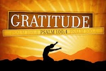Gratitude / by Kathy Andres