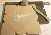 Envelope punch board from Stampin Up / by Lisa Barton,