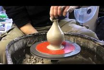 Pottery videos / by Lynne Howard