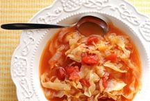 Soups / by Gennifer Robbins