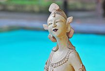 Environment / Living nature and creatures at KajaNe Villa Ubud / by KajaNe Bali