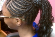Hair styles for the girls / by Sasha Newman