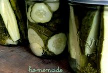 Recipes - Canning & Staples / by Prim Mart