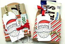 Christmas Stampin' Up! / Cards and Papercrafting projects using Stampin' Up! Products / by Stamps to Die For, Patsy Waggoner