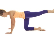Perfect Pilates Body with Andrea Speir, Pilates moves / by Appcession
