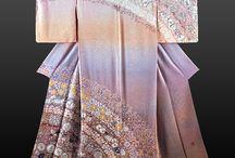 Kimono and Other Vintage Clothing / by Linda Kothera