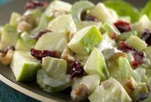 Salads! / by Karie Sprygada