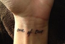 Tattoos / by Brandi B