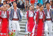 romanian tradition culture / by Judy Escalon