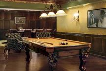 Home basement ideas / by Paula Payne