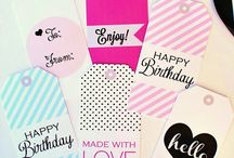 Pretty Printables / by SMP Craft