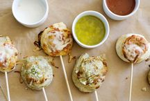 appetizer inspirations / by Tammy Waterman