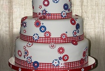 Patriotic Wedding  / by Tina Griffith