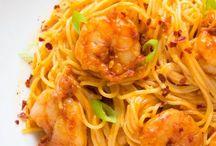 Seafood Recipes / by Elizabeth Popielarz