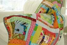 Quilting project / by Mindy