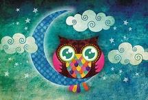 Owls,Birds,and Elephants! / by Ashley Jester