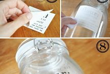 Uses of mason Jars / by Terri McLaney