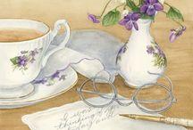 Café e chá       / by Leticia Vervloet