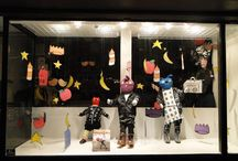 Windows / Having fun making store windows for Babesta! / by babesta nyc