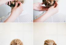 Hair dos / by Bayan Jaber