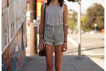 Outfits  / by Marlana Franklin
