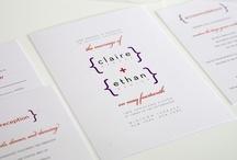 invitation possibilities / by Amanda Lawson