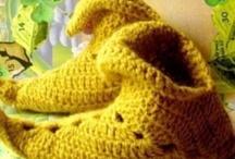 crochet & knit / by Anastasia Chatzka