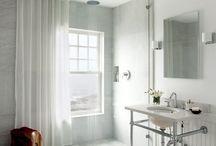 { Bathrooms } / by Marie Gyllstrom