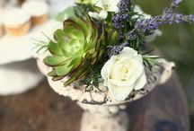 Floral Decor  / by Shelby Stone