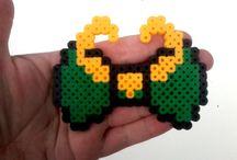 x perler hama beads3 / by jaznak