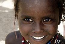 Ethiopia/Abyssinia / includes Bodi,Hamar,Surma,Kara,Borana,Mursi,Erbore,Afar,Bashada,Nabasho,Darashe,Dassenech,Bana,Suri, Amhara,Tigray, Tsemay,Oromo,Banna,Turmi Tribe / by Tibet Tenzin