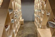 Retail Interior Design / Retail Shop Interior Design / by HDdesign