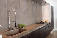 kitchens and baths / by Ivy Levien