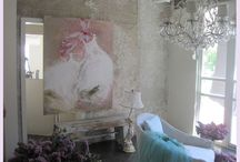 Shabby Chic Style / by Terri West