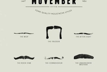 Movember / by Sylvia and Samantha