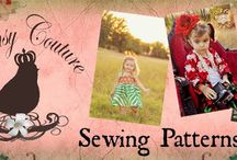 We <3 Whimsy Couture Sewing Patterns / Whimsy Couture Sewing Patterns / by Pattern Revolution