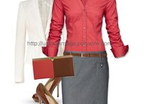 Clothes and looks! / by Ebony Dames