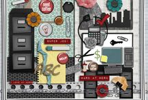 Digital scrap kits I would like / by Katie Spooner