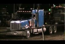 Big rig trucks / by Russ Fleischer