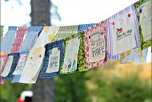 prayer flags / by Nancy Tait