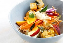 Tofu and Tempeh Recipes / by Patti Renegar-Fay