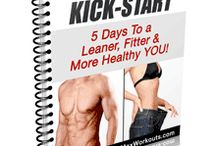Get Fit & Healthy / by Internet Business Results