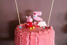 Party theme: peppa pig / by Soson Defofon