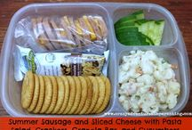 Lunch ideas for kids / by Katherine Garcia Gonzales
