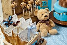 Baby Shower - Teddy Bears / by sylvia raco