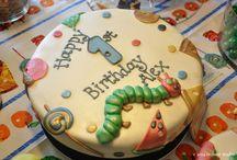 Birthday Parties / by Tanya Verret