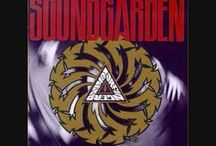 soundgarden / by Chris Lilly