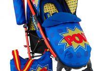 Super Heroes / Super Hero wheels for mini super heroes / by Cosatto