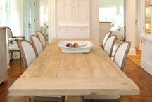 Dining Rooms / by Cortney Jenkins { Faith. Home. Love.}